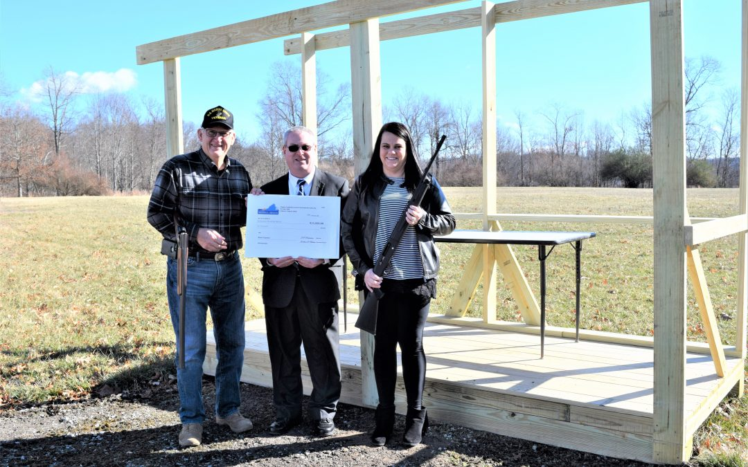 Dickenson Shooting Sports Awarded VCEDA Seed Capital Grant
