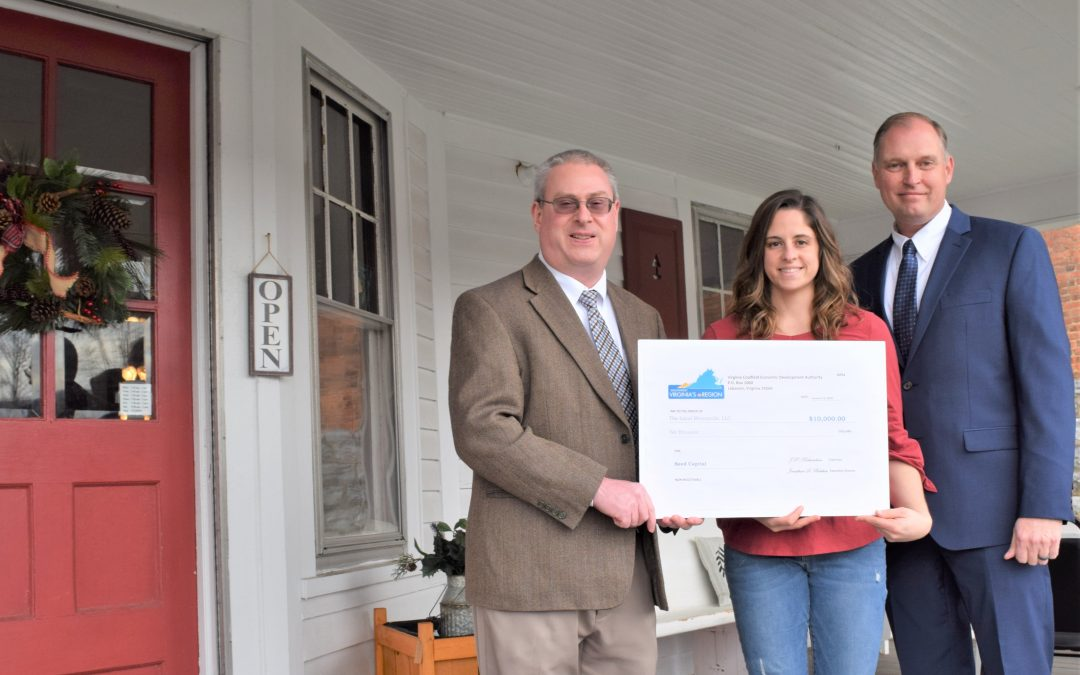 The Local Mercantile LLC Awarded VCEDA Seed Capital Grant