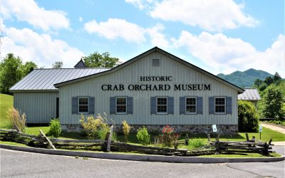 VCEDA Closes $100,000 Grant for Historic Crab Orchard Museum