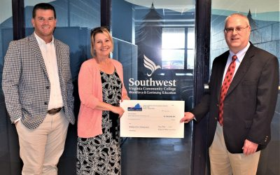 VCEDA Grant to SWCC Will Support Emerging Workforce Training, Development