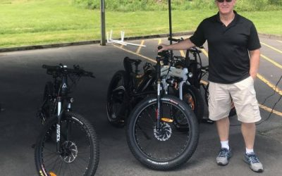 VCEDA Seed Capital Grant Approved for Adventure E-bikes, Inc.