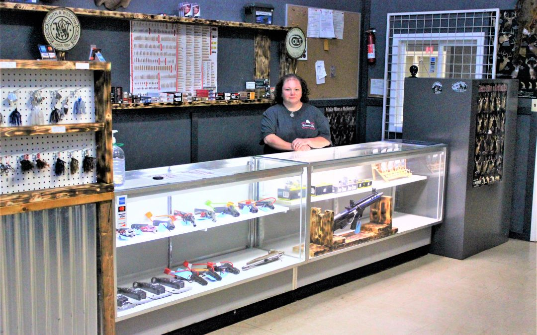 VCEDA Approves Seed Capital Grant for Blankenship's Hunting Supply, Taxidermy & Deer Processing LLC