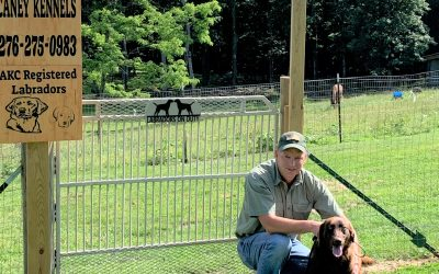 Caney Kennels Approved for VCEDA Seed Capital Grant