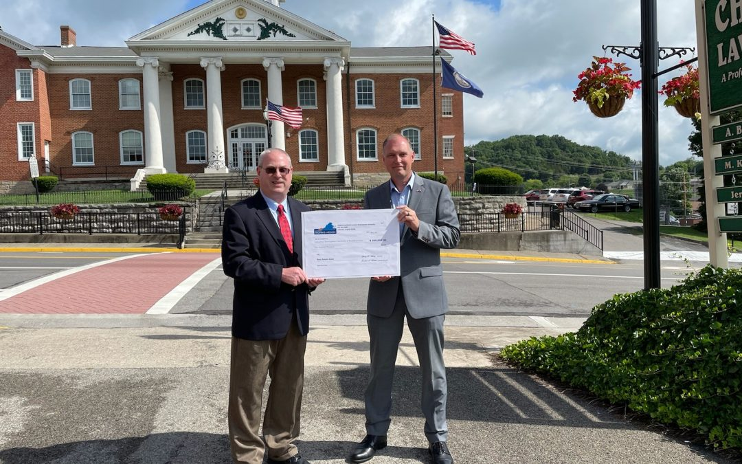 VCEDA Closes $500,000 Loan for Russell County IDA Purchase and Renovation of Acme Building