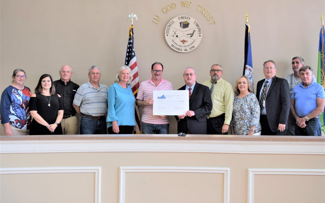 VCEDA Closes $170,000 Grant with Tazewell County IDA for  Medical Screening Convenience Kit Manufacturing Study